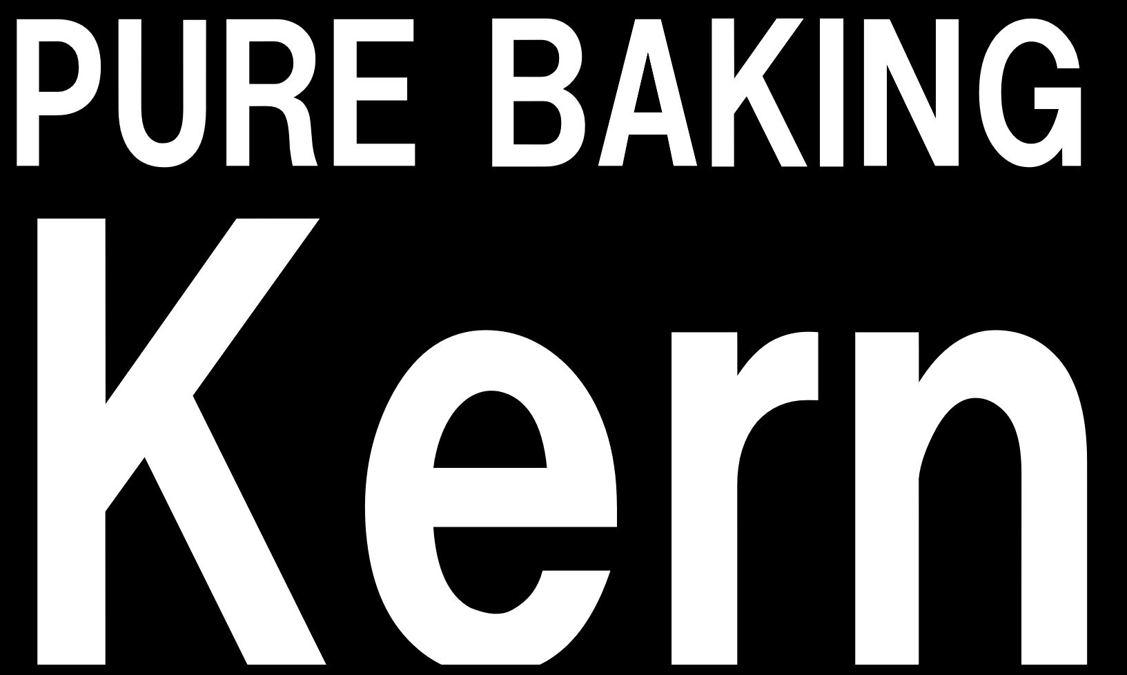 Pure Baking Kern