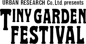 【URBAN RESEARCH Co., Ltd. 】TINY GARDEN FESTIVAL レンタルショップ