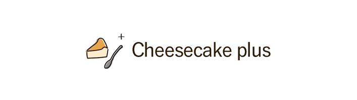 Cheesecake plus