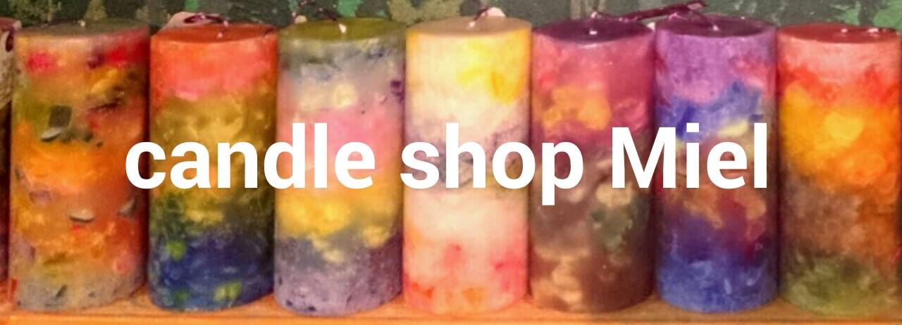 candleshop Miel