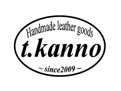 Handmade leather goods t.kanno