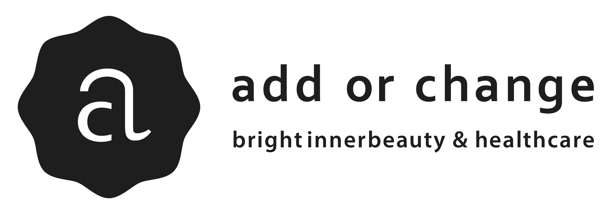 add or change -bright innerbeauty & healthcare-