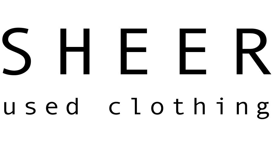 SHEER -used clothing-