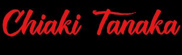 田中千晶のオフィシャルショップ