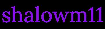 shalowm11
