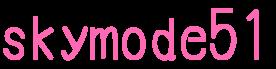 オリジナルTシャツ販売-skymode51