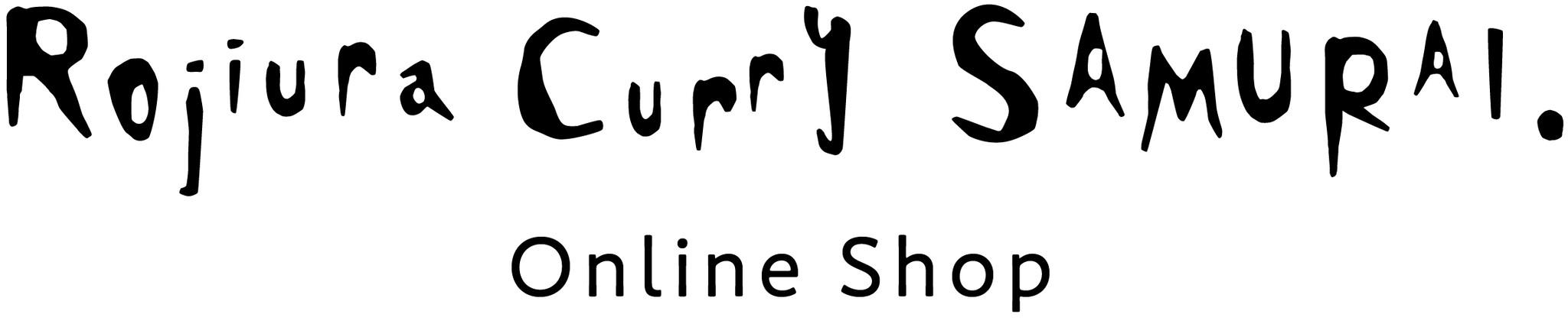 Rojiura Curry SAMURAI.オンラインショップ