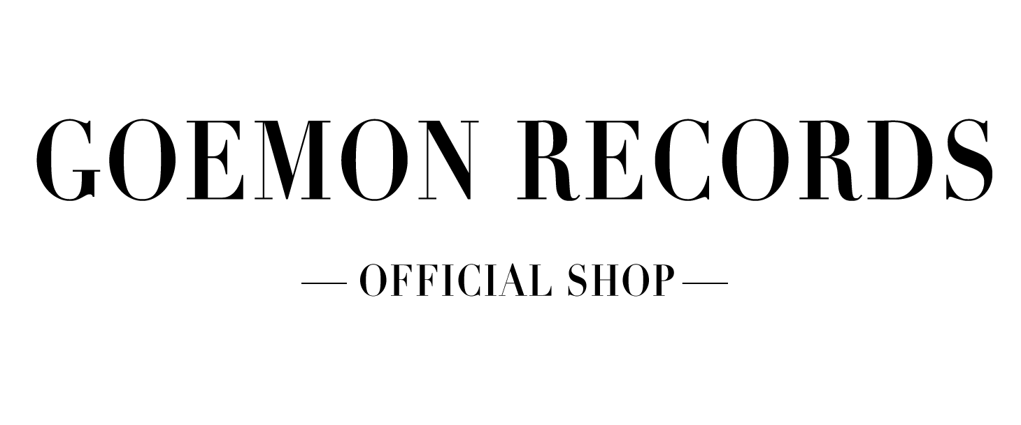 goemon record official WEBshop