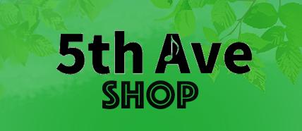5th Ave web shop