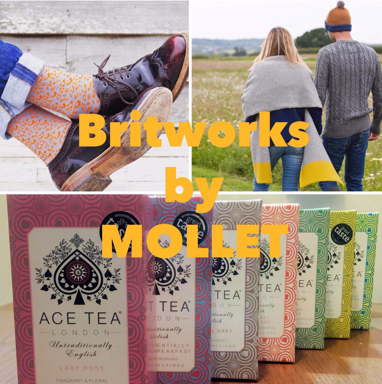 Britworks by MOLLET