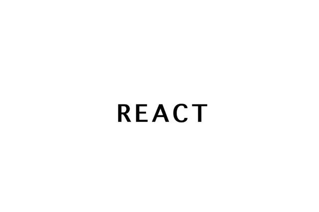 【REACT】
