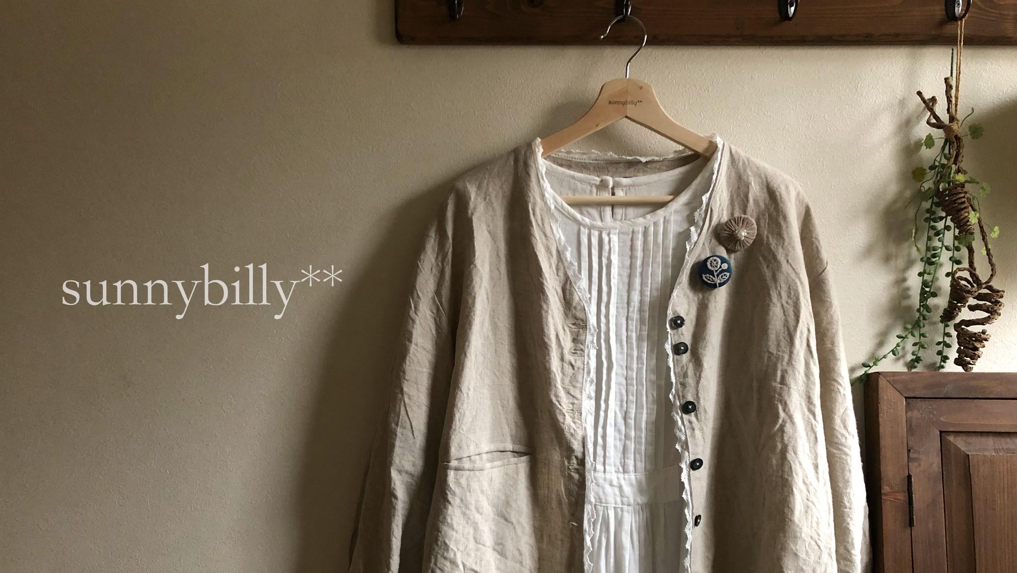 handmade『sunnybilly**』