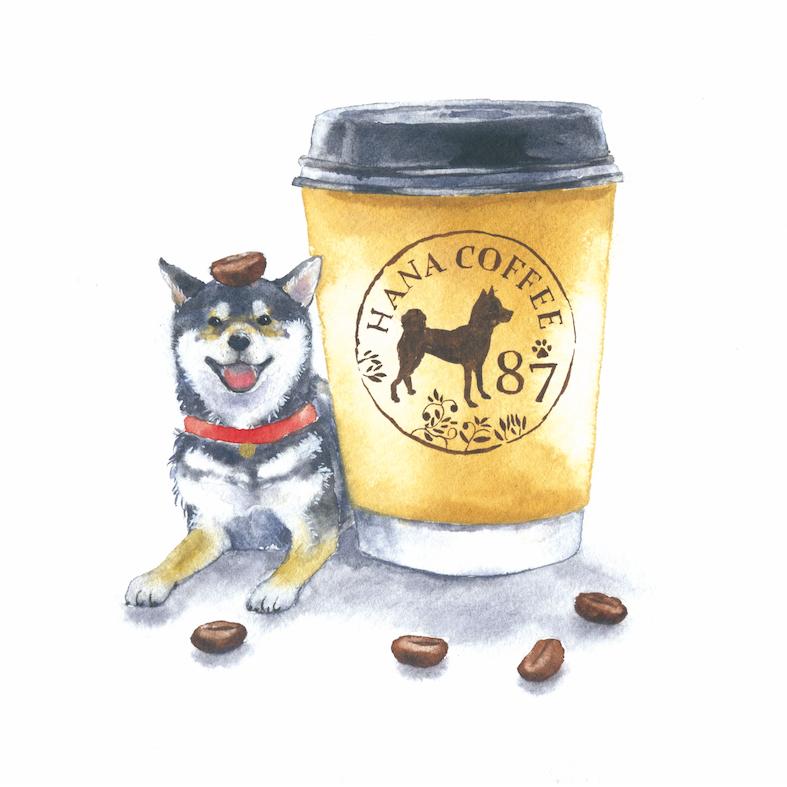 87coffee 自家焙煎珈琲