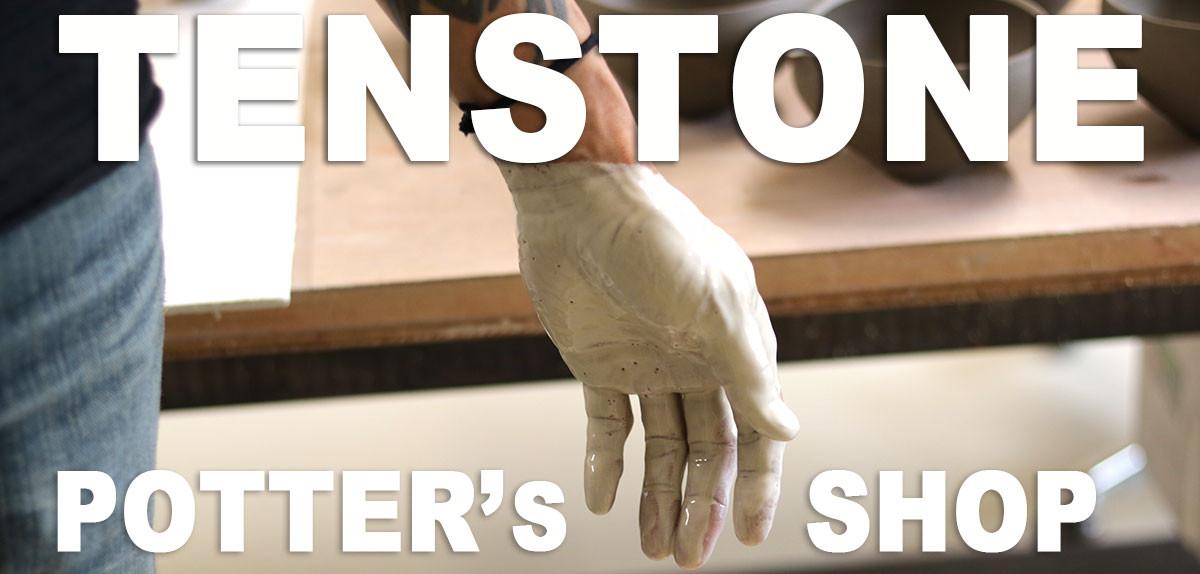 TENSTONE Potter's Shop