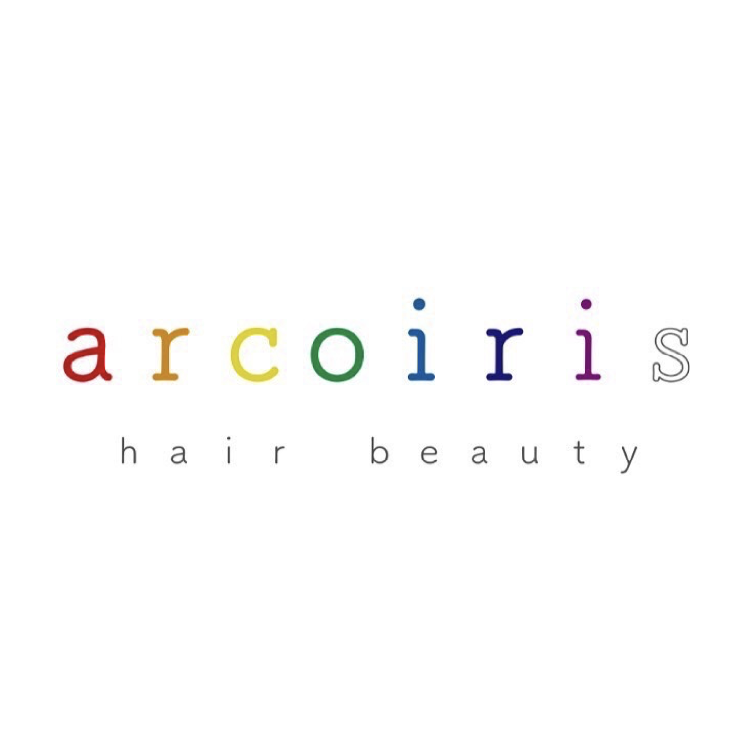 arcoiris hair beauty