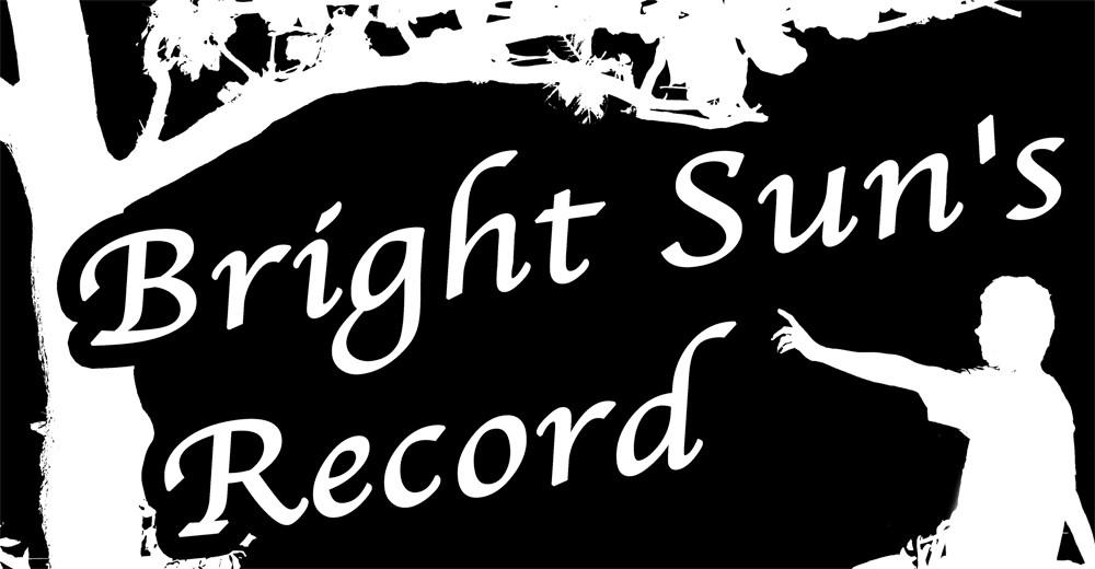 Bright Sun's Record ONLINE SHOP