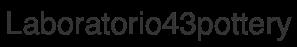 Laboratorio43pottery