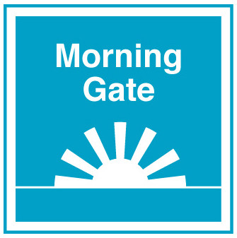 Morning Gate