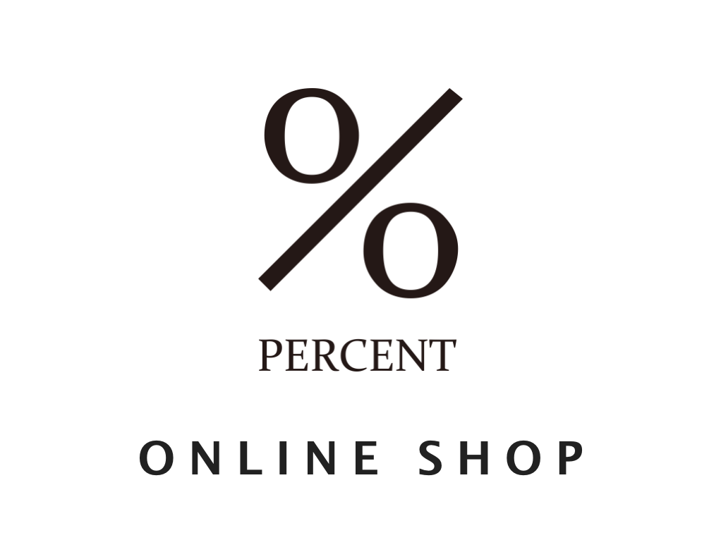 PERCENT ONLINE SHOP
