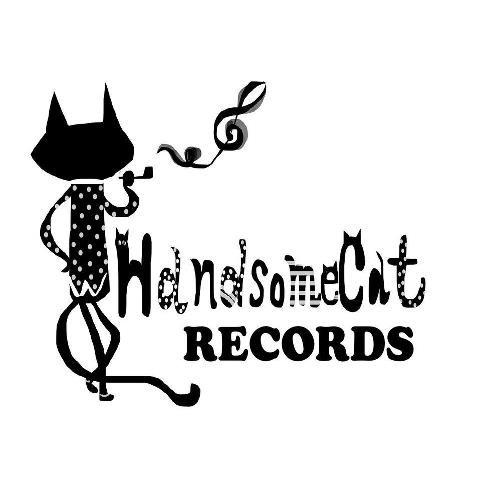 Handsome Cat RECORDS  online shop.