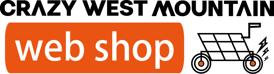 "CRAZY WEST MOUNTAIN ""web shop"""