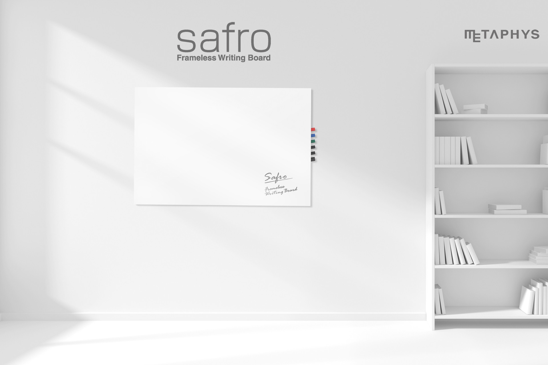 safro ~ Frameless Writing Board ~