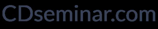 CDseminar.com