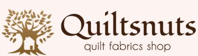 パッチワーク キルト・布 生地 輸入生地 「Quiltsnuts」fabrics shop online