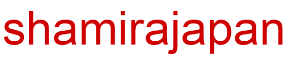 shamirajapan