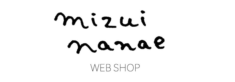 mizuinanae WEB SHOP