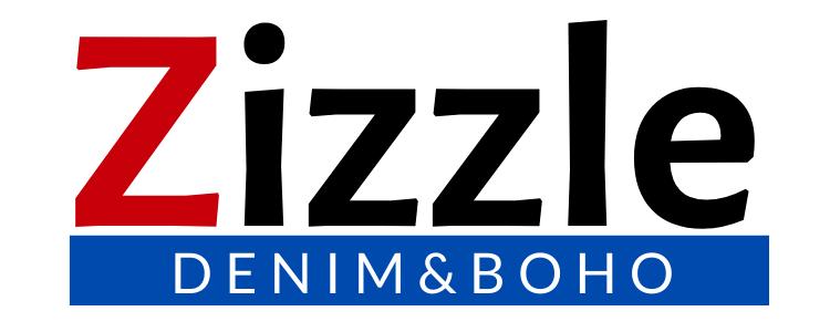 ZIZZLE 気軽に着れるボヘミアン ファッション