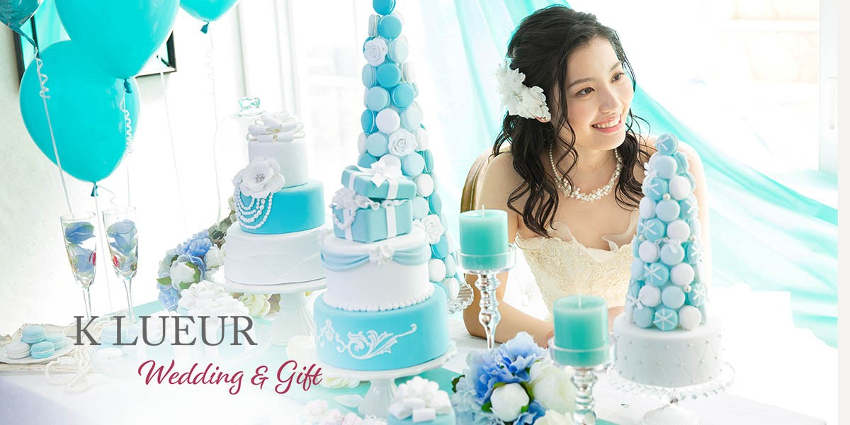 K LUEUR  Wedding & Gift