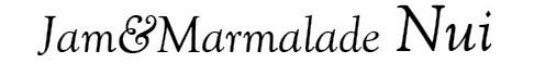 Jam&Marmalade Nui