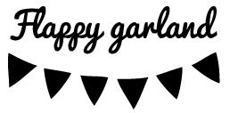 flappy garland