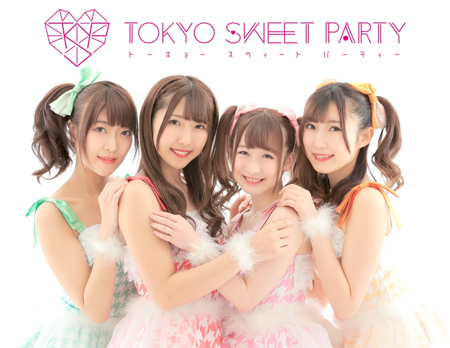 TOKYO SWEET PARTY公式ショップ