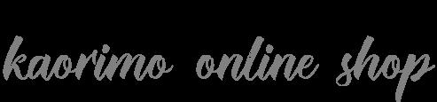 kaorimo online shop