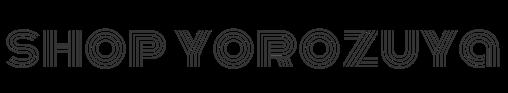 shop yorozuya