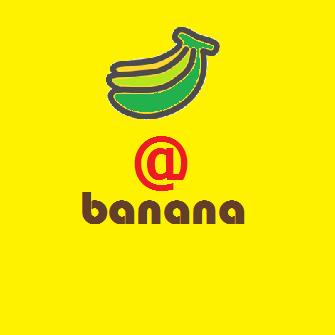 @banana あっとバナナ。