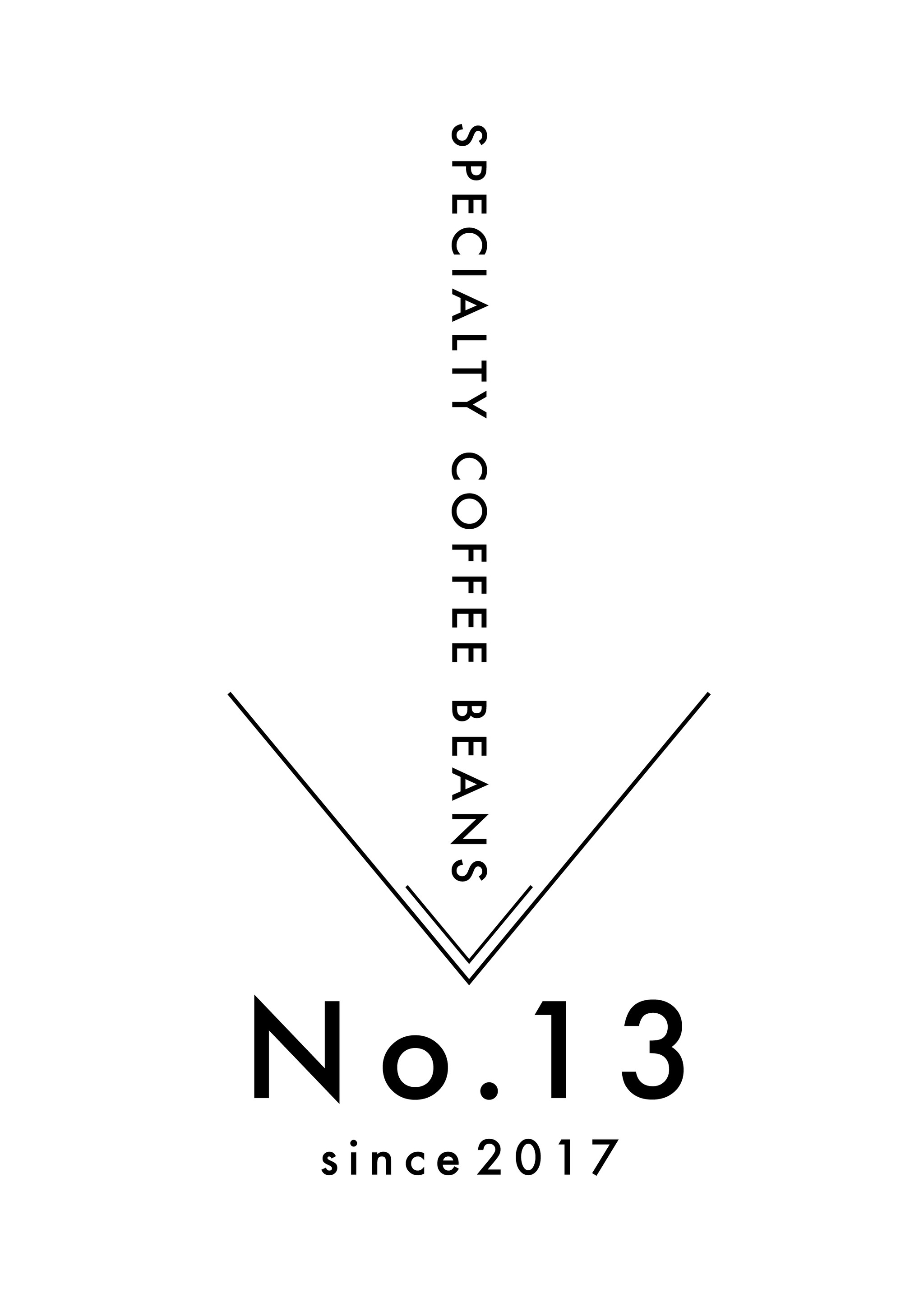 SPECIALTY  COFFEE  BEANS No.13