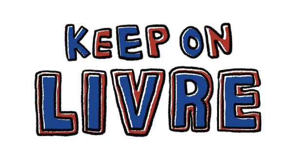 Keep On LIVRE