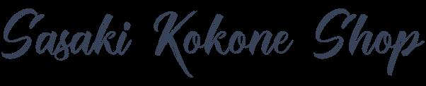 Sasaki Kokone Shop