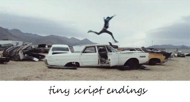 tiny script endings