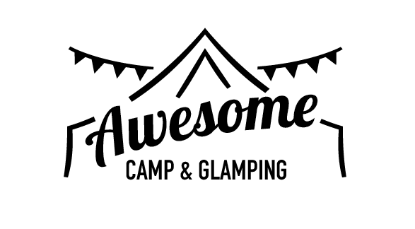 "Awesome ""Camp & Glamping"" Web Store"