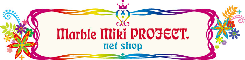 Marble Miki PROJECT. net shop