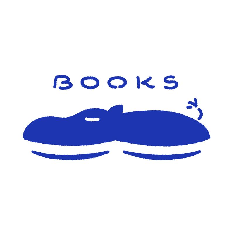BOOKS青いカバ
