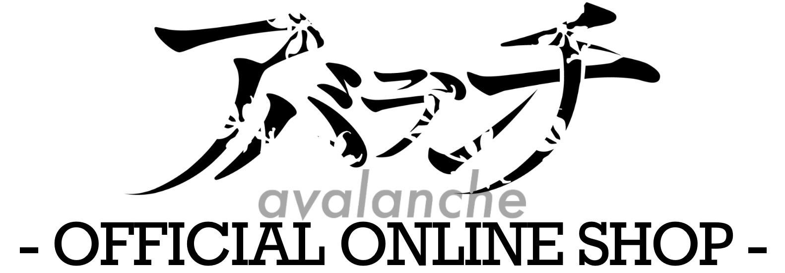 アバランチ Online Shop