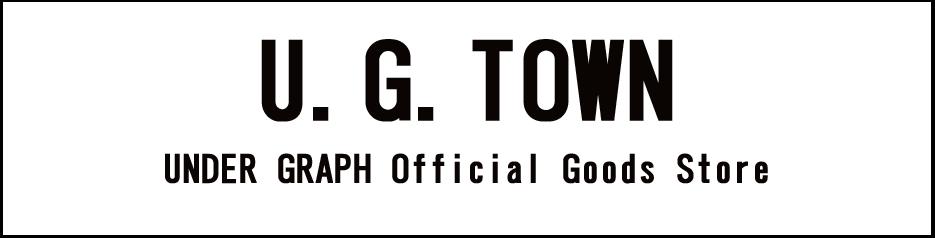 アンダーグラフ オフィシャル グッズ ストア 「U.G.TOWN」