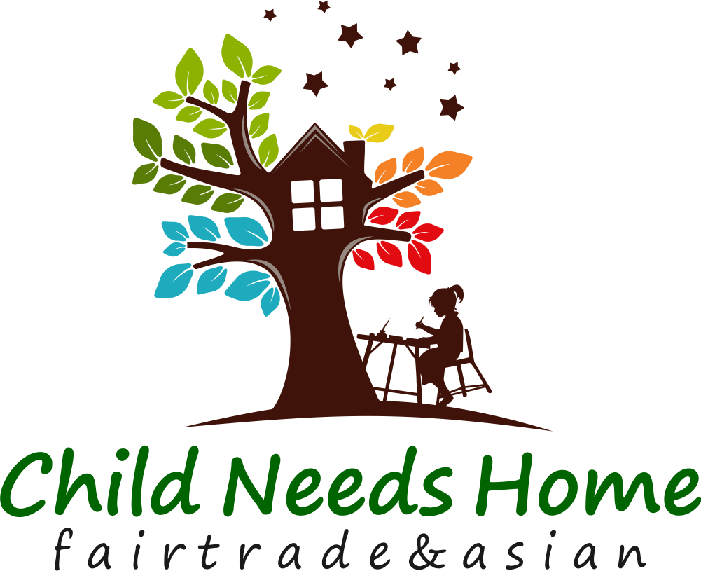 Child Needs Home fairtrade & asian