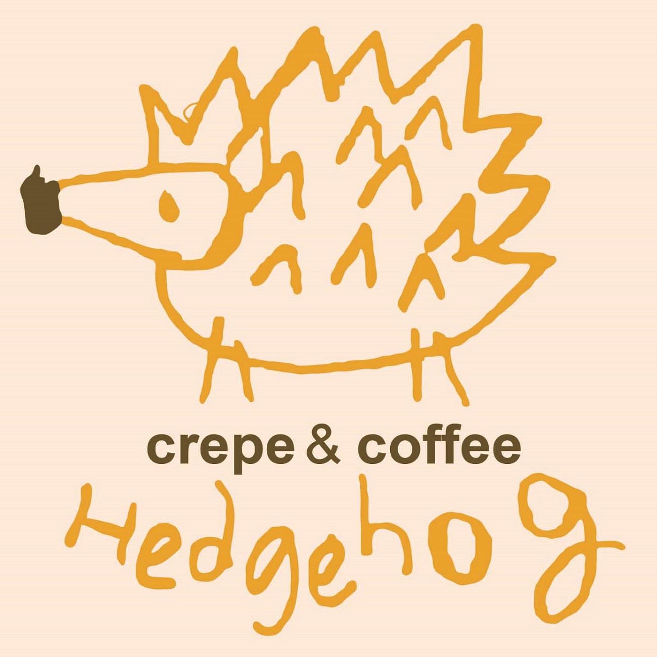 Crepe&coffee Hedgehog gallery