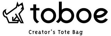 toboe(トーボエ)動物のトートバッグ・雑貨の通販